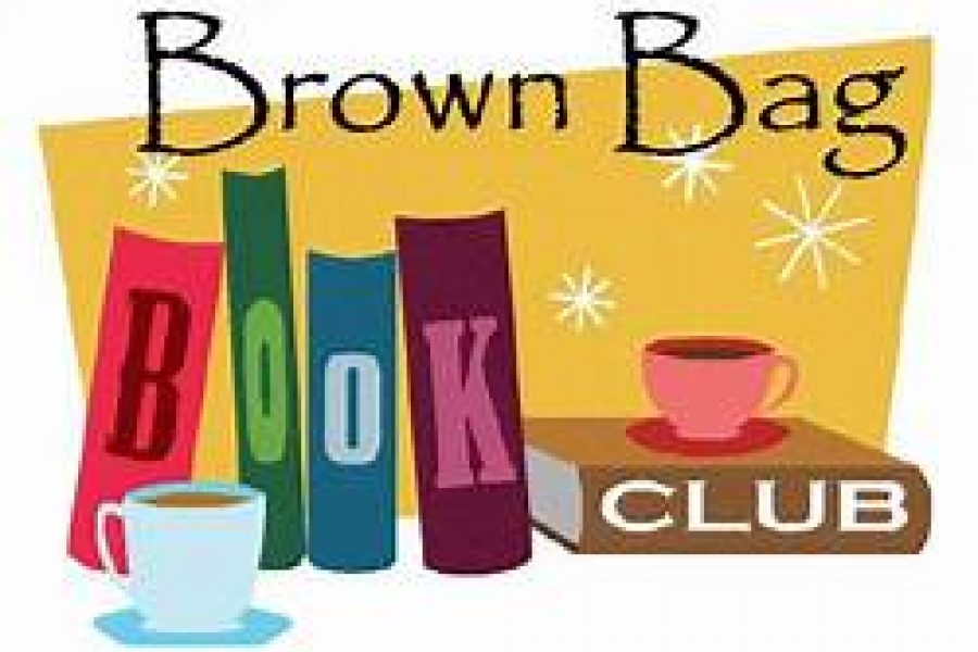 JANUARY 2020 BROWN BAG BOOK CAFE-January 21 11:30 am-12:30 pm