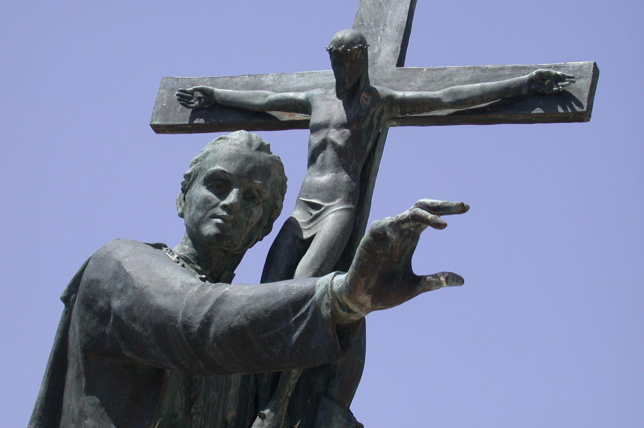 Missionaries of the Precious Blood Celebrate Saint Gaspar-October 21st