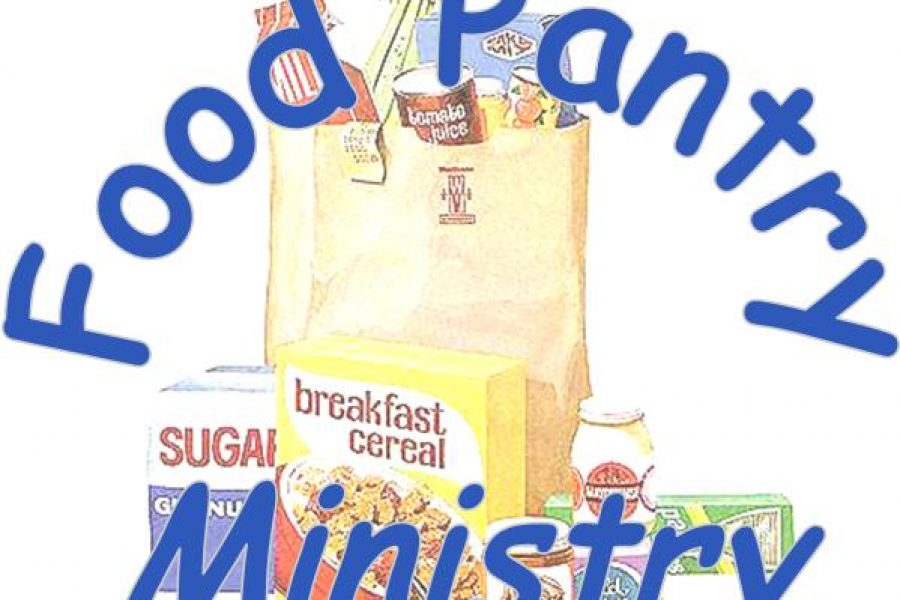 PANTRY WEEKEND-January 18 & 19 All Masses