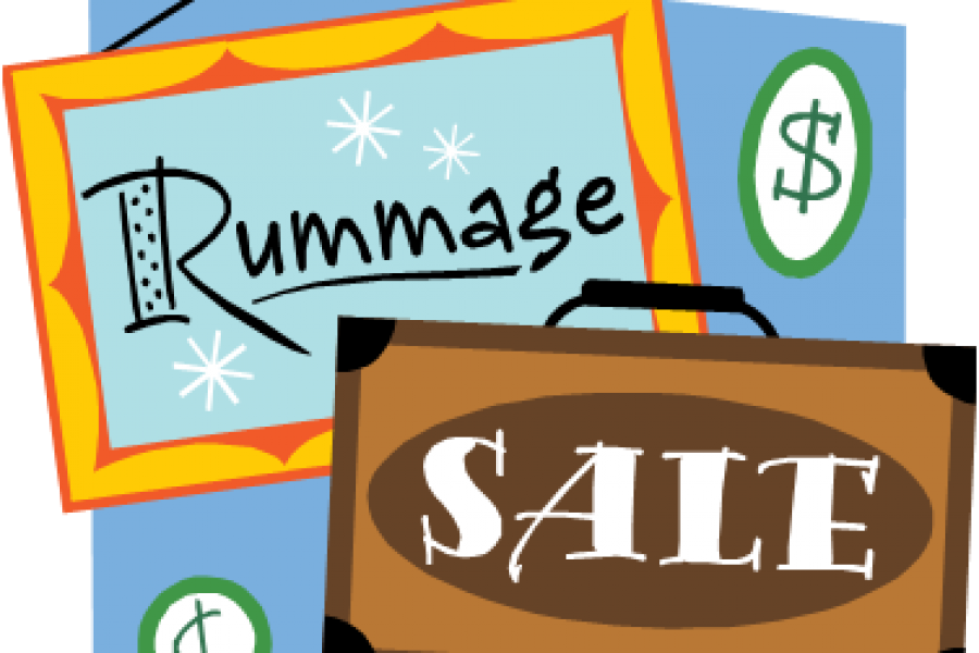 WOMEN'S GUILD ANNUAL RUMMAGE SALE-POSTPONED!